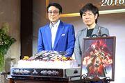 78歳の鈴木史朗さんが登場した「バイオハザード」シリーズ20周年記念イベント