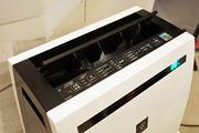 シャープ初! 衣類乾燥もできる除加湿空気清浄機「KC-GD70」誕生