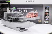 全世界500台限定の、ヨット型アルミ製PCケース「PC-Y6」を見てきた!