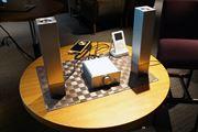 タイムドメインラボから四角柱のスピーカーを採用したオーディオシステム「i-SIDE」登場
