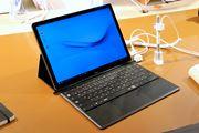 ファーウェイがPC市場に参入! 12型の2in1端末「MateBook」でSurfaceに対抗