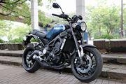 バイクに乗り始めた頃を思いだす! 3気筒エンジンが楽しいヤマハ「XSR900」