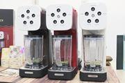 フラッペが作れるコーヒーメーカーも登場! ドウシシャの秋冬家電をチェックしてきた