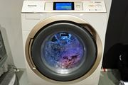 黄ばみやニオイも落とす&ダニを洗い流すドラム式洗濯乾燥機に感動!