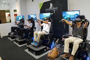 イオンレイクタウンに国内最大級の常設型VR/ARアトラクション施設「VR Center」が10月7日オープン