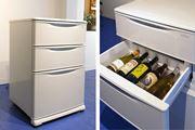 パーティー用にビールやワインが大量に収納できる家庭っぽくない冷蔵庫はコレだ!