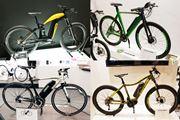 【サイクルモード後追いレポ】電動アシスト自転車のイメージを打ち砕くモデルが目白押し!