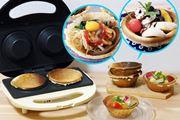 """急な来客時にも役立つ! 小さな""""食べられる器""""が作れるカップケーキメーカー「CUP de マジック」"""