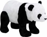 今度はパンダに座れちゃう! 座れるぬいぐるみに待望の新作