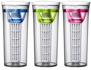 外出先で浄水がトレンド!? 新発想のタンブラー型浄水器