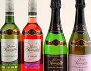 ワインテイストなのに、アルコールは0.5%未満!