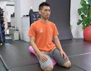 亀田トレーナー直伝のトレーニングに挑戦「アクシスフォーマー」