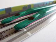 鉄道ファンなら必携の、眺めるお箸「ハシ鉄」