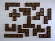おいしそうでかわいい、お菓子のおかしなパズル!