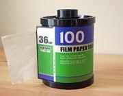 カメラ好きがグッとくる!フィルム型のトイレットペーパーケース