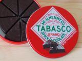 ピリっとした後味がクセになる、タバスコ入りのチョコレート