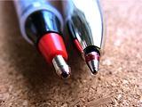 超ド級のなめらかさで、すべるような書き味のボールペン!