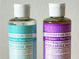 お風呂や洗顔、食器洗いや洗濯にも使える、万能な自然派石鹸