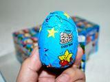 完成度高いマリオフィギュアが拝める、季節限定チョコエッグ!