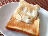 パンダが飛び出す? 立体的なトーストが作れちゃうパンカッター