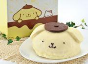サンリオの「ポムポムプリン」がそのまんまケーキになりました!