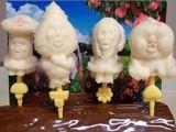 キモかわいい「こびとづかん」の人形焼きが電子レンジで簡単に!