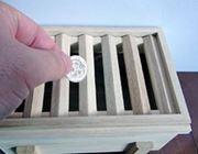運気アップに最適な貯金箱で、自宅が神社仕様になーる!