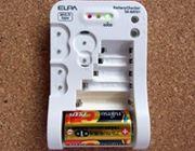 様々な乾電池の残量が一目でわかるバッテリーチェッカー