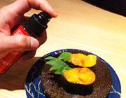 減塩のススメ。一瞬で醤油の香りが広がるスプレー醤油