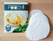 テク要らずでポーチドエッグが超簡単にできる紙バッグ