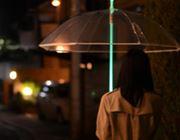 【フォースを感じる】7色に光る傘がかっこよすぎる件