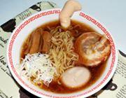 「おじさん指入ってる」を再現しちゃった昭和風ラーメン丼