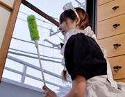 【大掃除】めんどい網戸掃除を5秒で片づける