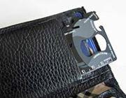 「18種類の道具に変化する」ワレット忍者を財布に忍ばせよう!