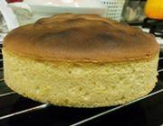 水だけでスポンジケーキが焼けるミックス粉を試してみた!