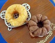 水だけでドーナツ! 将来のパティシエ候補へ贈る知育菓子