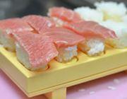 【朗報】自宅で簡単にお寿司を量産できるグッズが使える