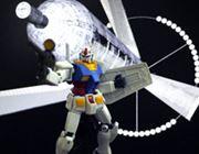 祝35周年! 初代ガンダムが超可動ガンプラとして新生!