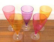 紙コップは卒業!パーティやアウトドアに使える組み立て式グラス
