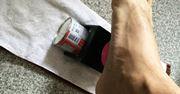 缶のガス抜きが安全・簡単にできる!足踏みタイプの穴あけ器