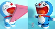 ガンダムに交じって「ドラえもん」がロボットフィギュア化