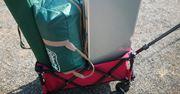 80kgまでOK! デカい荷物がラクラク運べるマルチキャリー