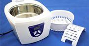 メガネ屋さんにある超音波洗浄器、自宅用もあるって知ってた?