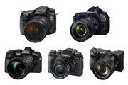 フラッグシップが続々登場! この冬注目の高性能デジタル一眼カメラ最新5機種