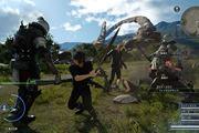 10年越しの大作RPG「ファイナルファンタジーXV」はオープンワールド