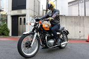 50年の歴史に幕。カワサキ「Wシリーズ」への思いを胸に最終モデル「W800 Final Edition」でライディング