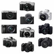 《2019年》初心者におすすめのデジタル一眼カメラ! 中級機を含めた人気11機種を厳選