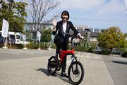 自動的にアシスト量を変える街乗りの決定版! 「BESV」の新電動アシスト自転車を体験してきた