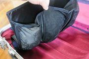 スーツケースの気になる凸凹…「収納名人」がすっきり解決!