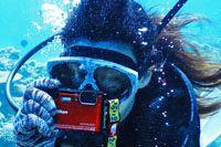ハウジングなしで水深30mまでイケるニコン「COOLPIX W300」で初めての水中撮影にトライ!